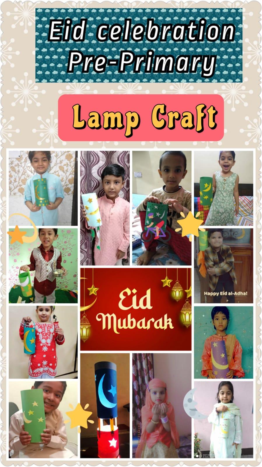 Eid-Lampcraft